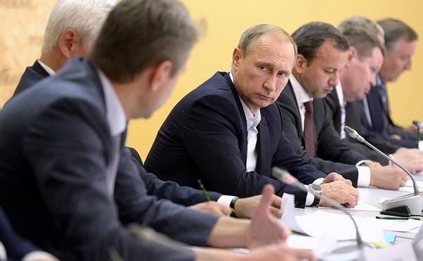 Совещание по вопросам развития сельского хозяйства в Ростовской области