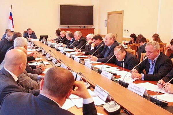 Информация о проведенном совете директоров 21.10.2015