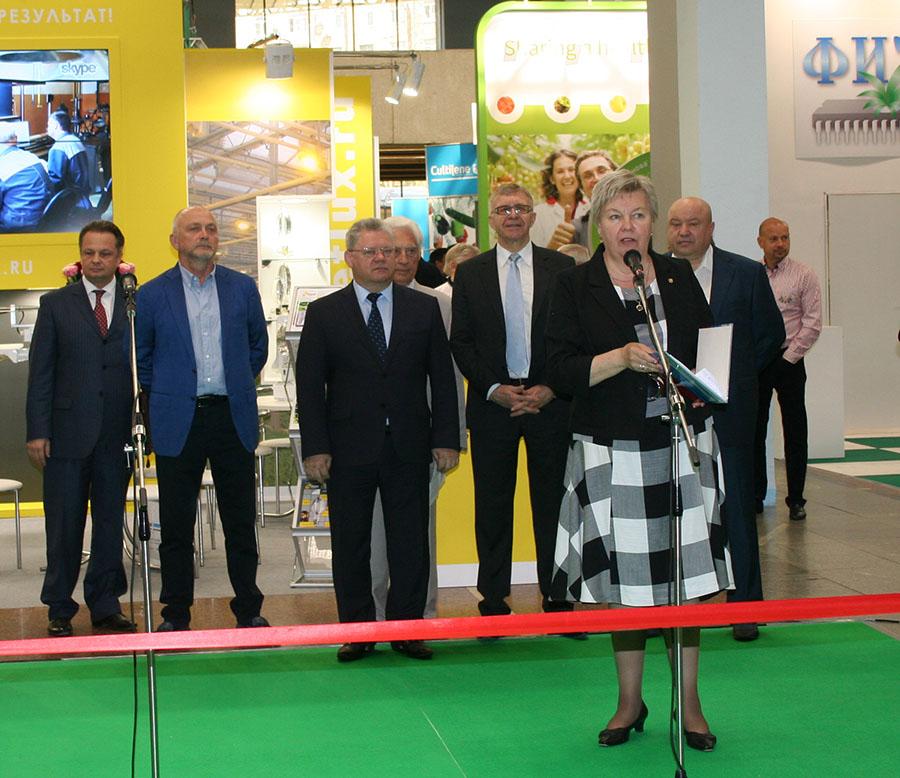 Итоги выставки «Защищенный грунт России 2016»