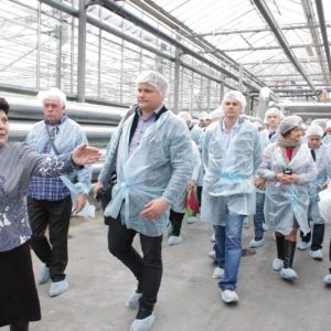 Всероссийское агрономическое совещание в г. Чебоксары