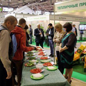 Итоги XIV выставки «Защищенный грунт России»
