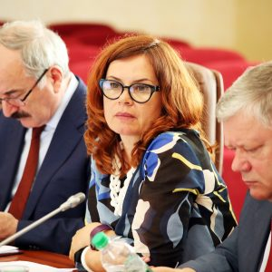 Заседание Комиссии по отбору инвестиционных проектов