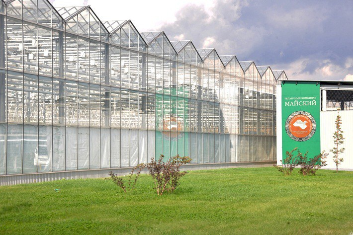Биологический метод защиты растений  на ТК «Майский»
