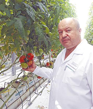 Сельхозтехнологии космического уровня