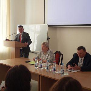 Фото-отчет семинара бухгалтеров в Уфе (2018)