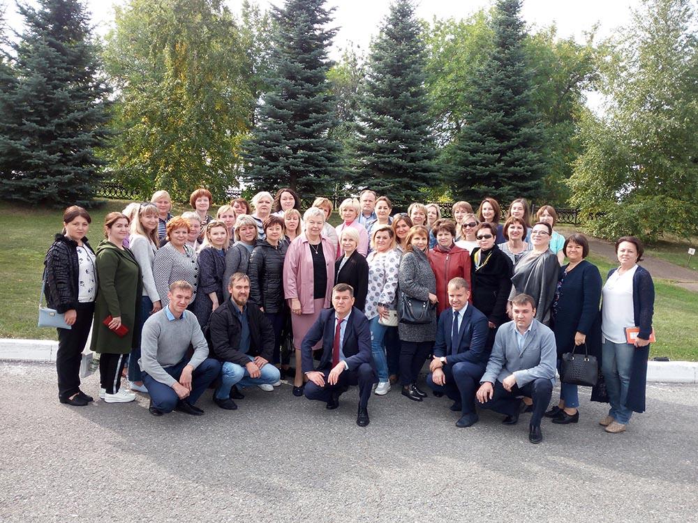 Итоги семинара бухгалтеров в Уфе (2018)