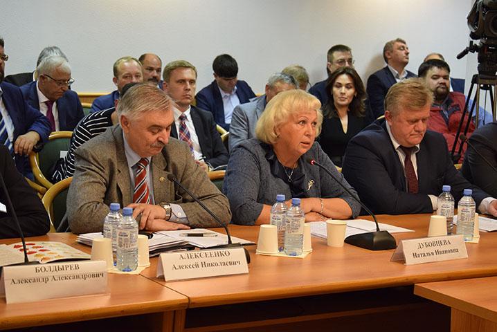 Круглый стол в Госдуме по защищенному грунту