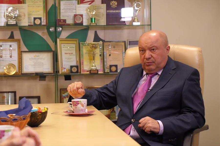 Ассоциация «Теплицы России» на ютуб канале Владимира Сердюкова
