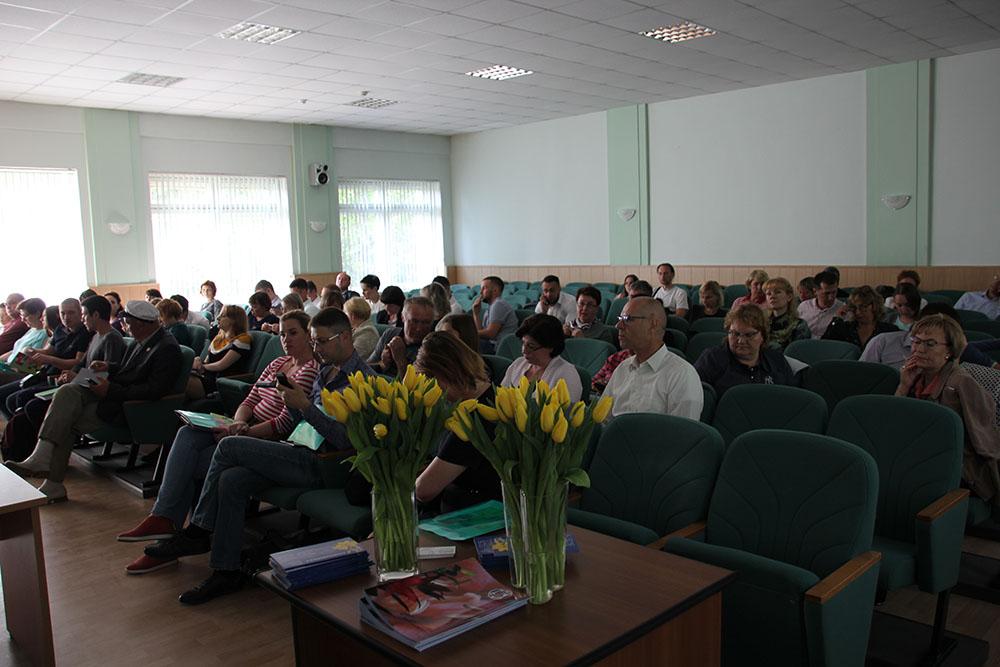 Семинар по технологии выращивания тюльпанов
