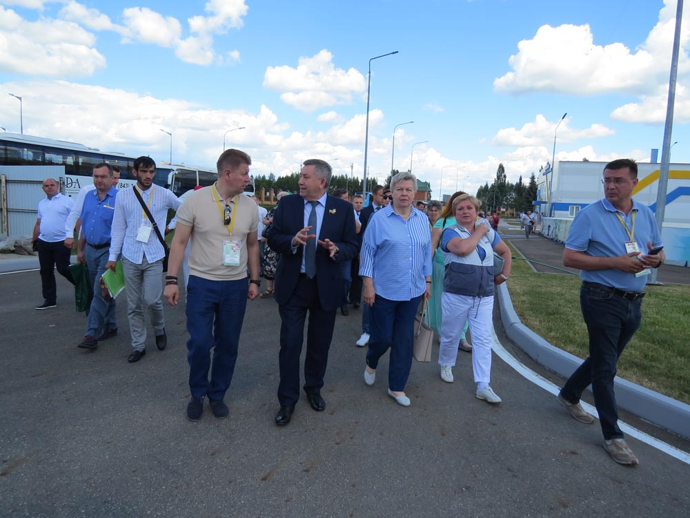 Seminar on Volga river 24-27.06.2019