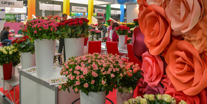 Выставка «Цветы Экспо 2019»