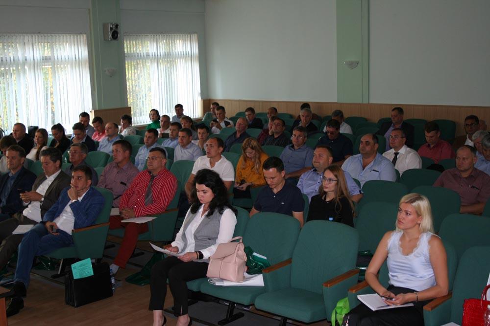 """Итоги семинара """"Инновации энергоэффективности в современных промышленных теплицах"""""""