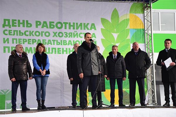 Открытие ТК «Новочебоксарский»