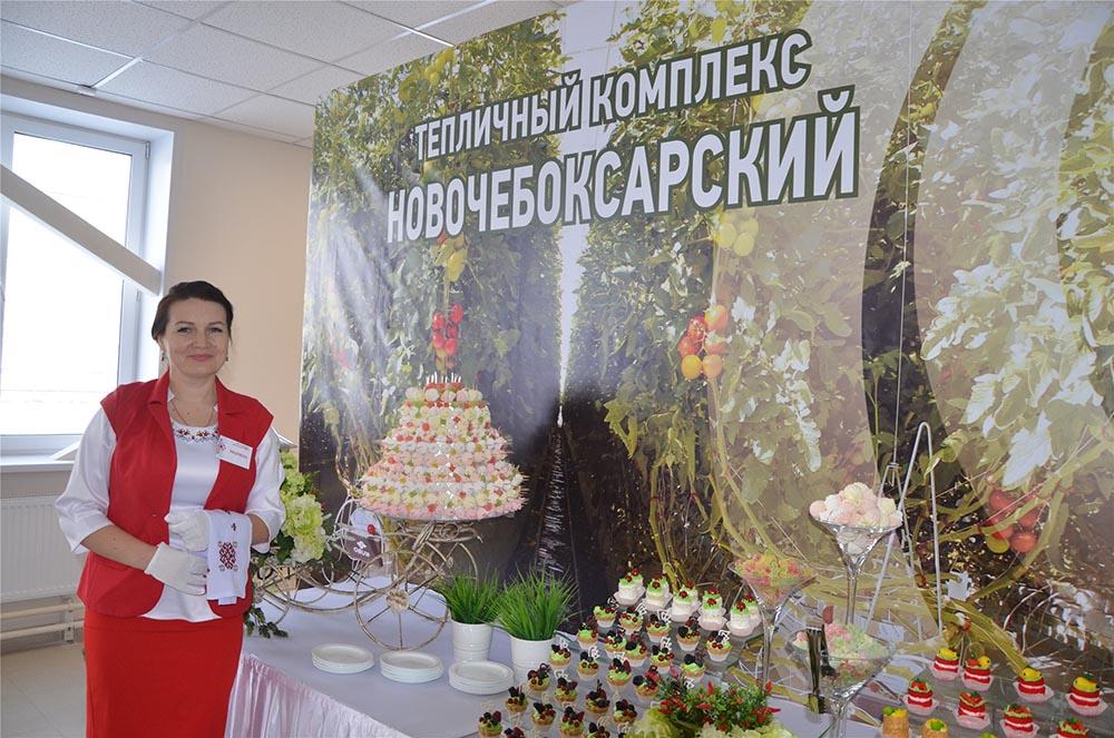 """Открытие ТК """"Новочебоксарский"""""""