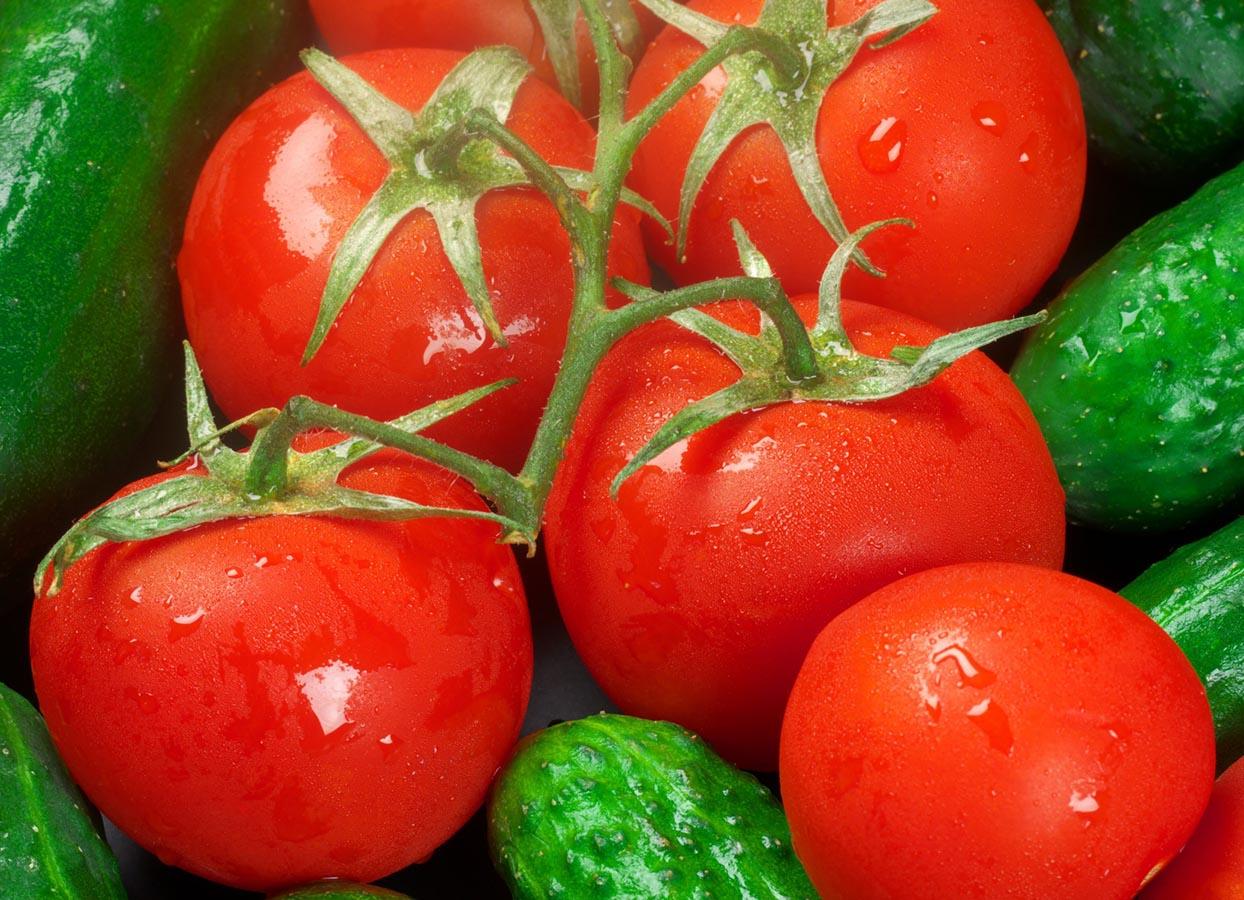 Овощи в супермаркетах России станут доступнее для населения