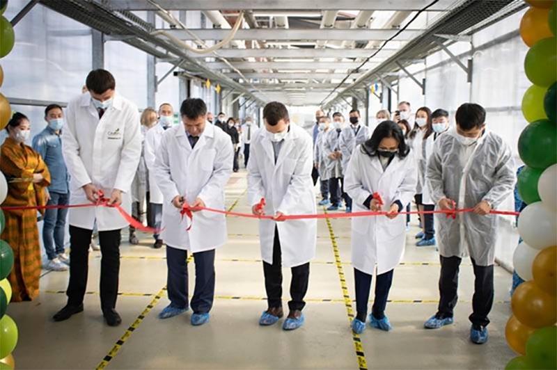 В Якутске открыли третью очередь тепличного комплекса «Саюри»