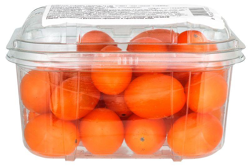 Спецпредложение на комплект для упаковки томатов черри в контейнер с крышкой