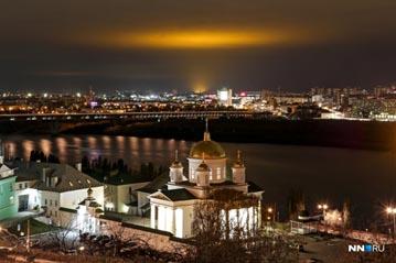 Новая необычная достопримечательность Нижнего Новгорода